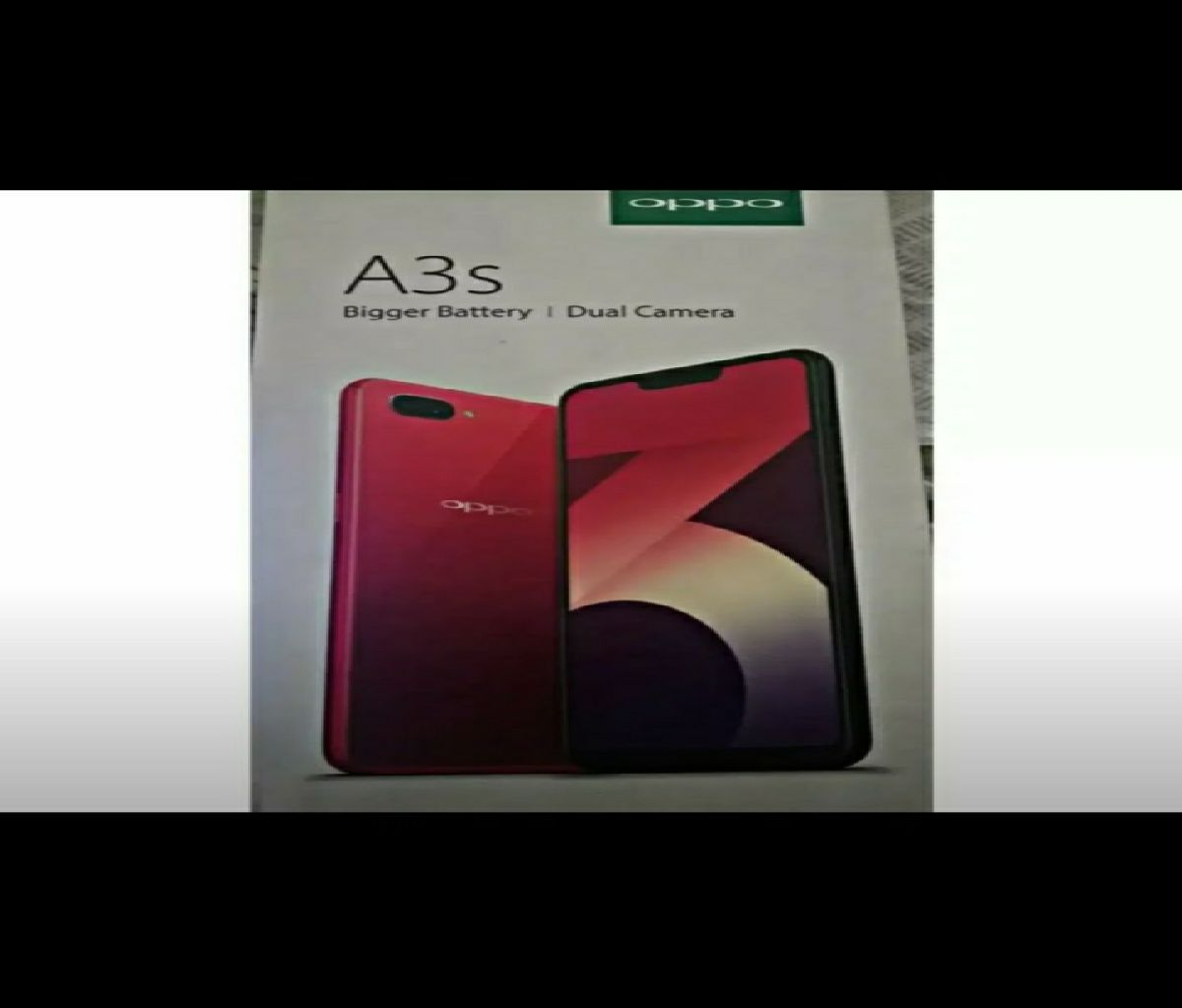 Oppo a3 s with 16 gb memory with 13+8 mp cameras - photo 4