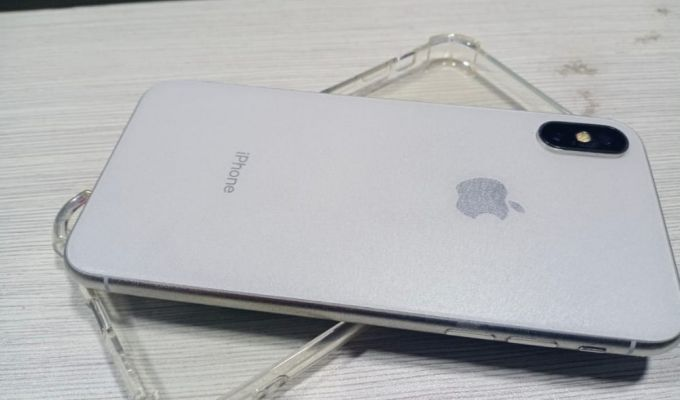 I Phone X 256 GB PTA Approved White Color - photo 1