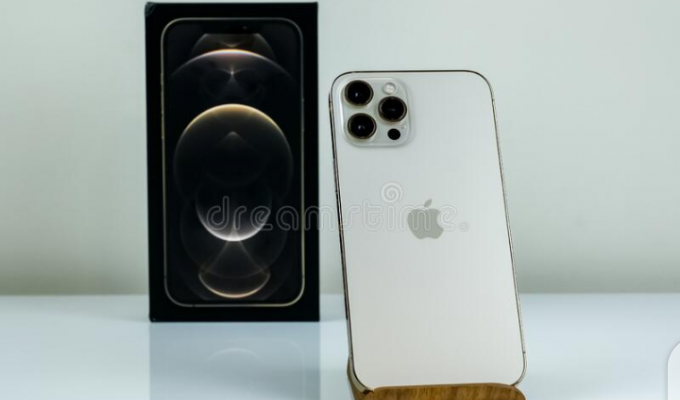 IPhone 12 Pro Max High Quality Copy - photo 4