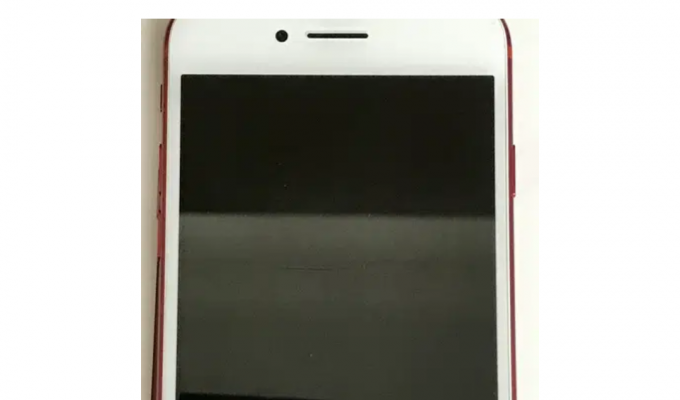 IPhone 7 Product Red 128 Gb - photo 1