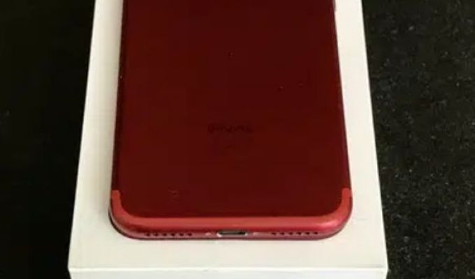 IPhone 7 Product Red 128 Gb - photo 3