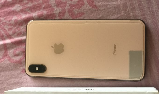 iPhone XS Max 64 GB new condition - photo 2