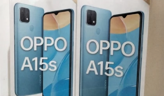 Oppo A15s (4/64) pin packed brand new - photo 1