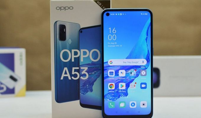 Oppo A53 4/64 variant - photo 2