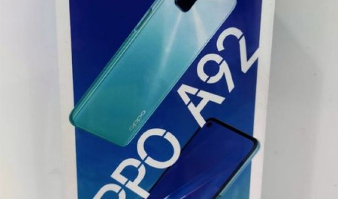 Oppo A92 (8gb/128gb) pta approve pin packed - photo 1