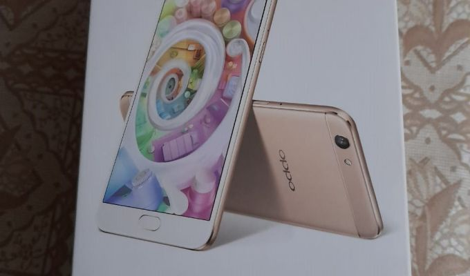 Oppo F1s A1601 - photo 3