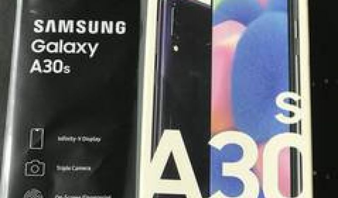 Samsung A30s Complet Box - photo 1