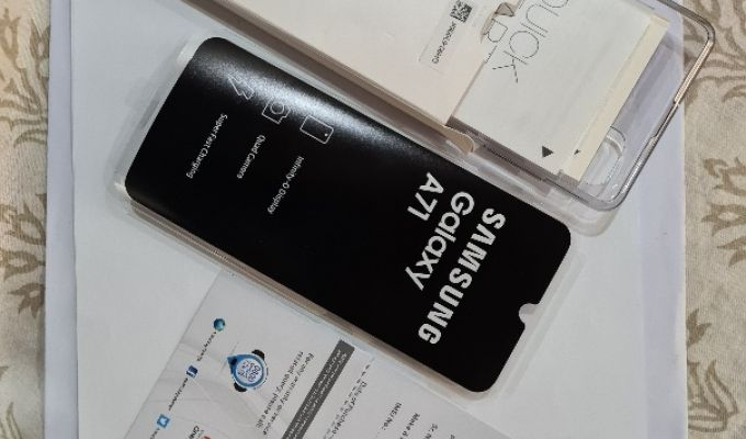 samsung A71 for sale 10/10 with five months warranty - photo 3