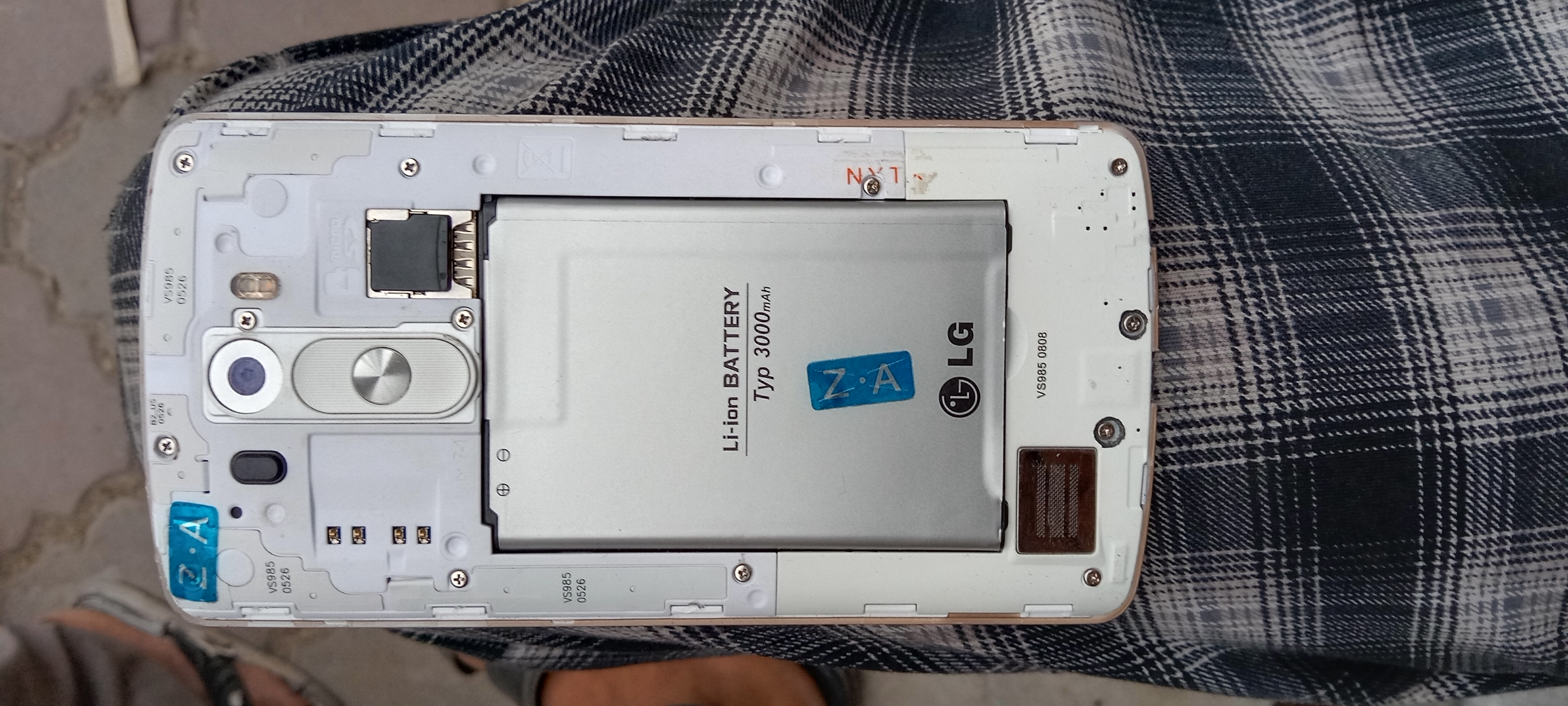 Sell LG mobile - photo 3