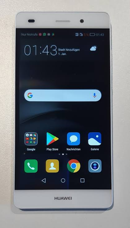 Selling my Huawei P8 Lite which I have used only for 6 months - photo 2