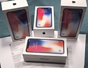 New Apple Iphone X, 256GB