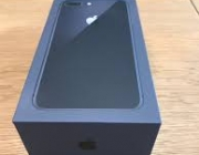 Iphone 8 Plus 256 GB Black