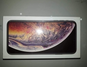Iphone Xs Max 256GB pin packed  Rose Gold