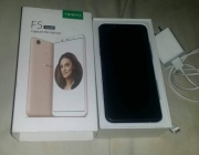 Opp F5 4gb Ram 32gb Rom. with BOX