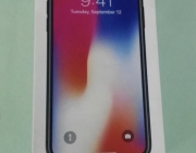 Iphone X 64 gb Pta Approved space Grey - Photos