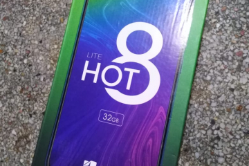 infinix hot 8 only 3 days use - Photos