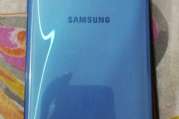 Samsung a30 10/10 condition urgent sale