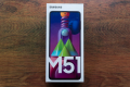 Samsung galaxy M51 new - Photos