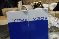 Vivo Y20s box packed - Photos