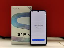 Vivo S1 pro(8/128)GB with wholesale rate and 1 year official warranty - photo 1