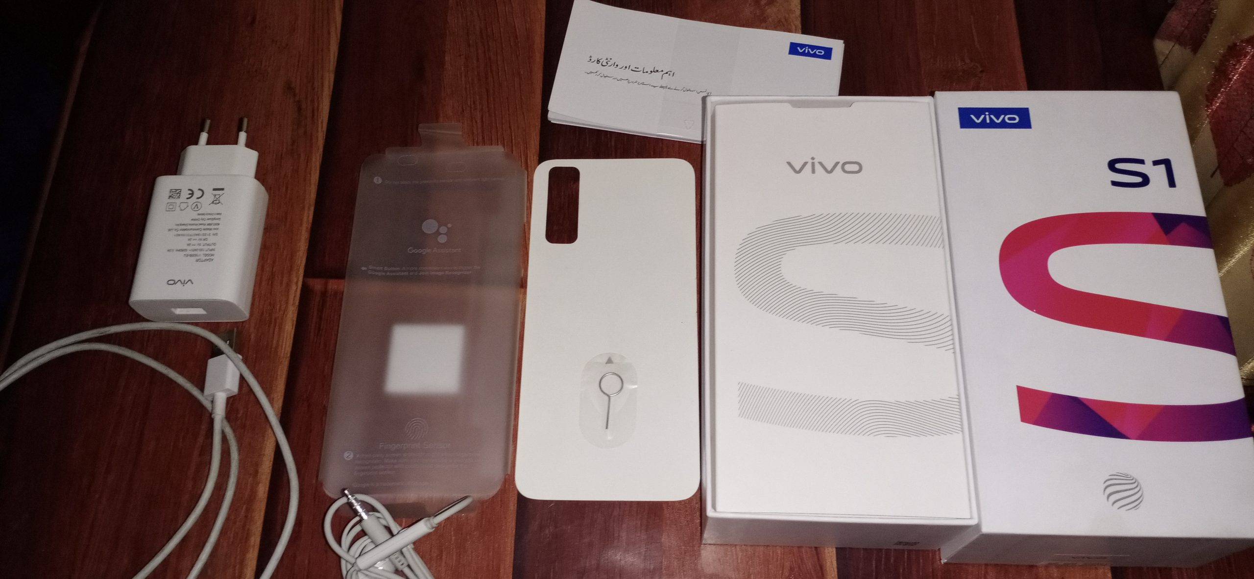 Vivo S1 pro(8/128)GB with wholesale rate and 1 year official warranty - photo 2