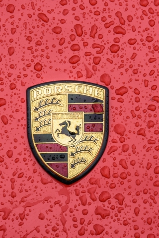 Porsche Logo Free Mobile Wallpapers