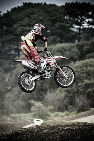 Dirt Bike  free mobile wallpapers