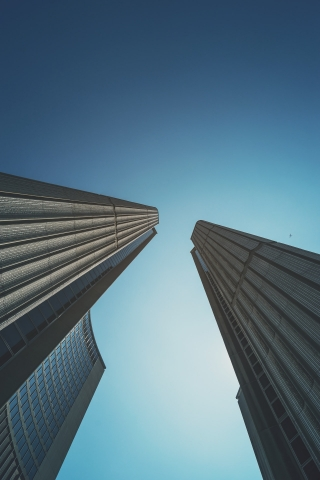 Skyscrapers  free mobile wallpapers