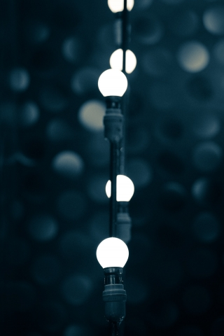 Bright Bulbs  free mobile wallpapers