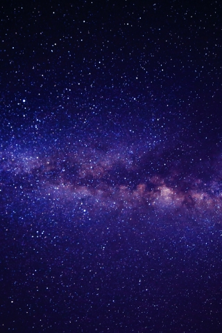 Milky Way Stars  free mobile wallpapers
