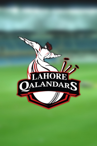 Lahore Qalandars - PSL Cricket team  free mobile wallpapers