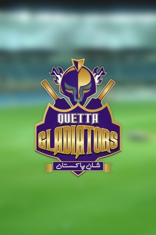 Quetta Gladiators - PSL Cricket team  free mobile wallpapers