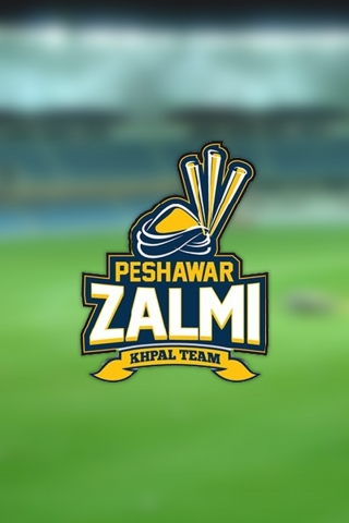 Peshawar Zalmi - PSL Cricket team  free mobile wallpapers