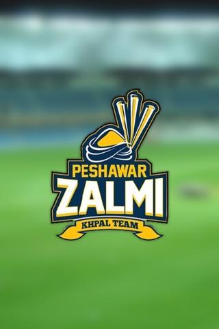 Peshawar Zalmi - PSL Cricket team  free mobile wallpapers