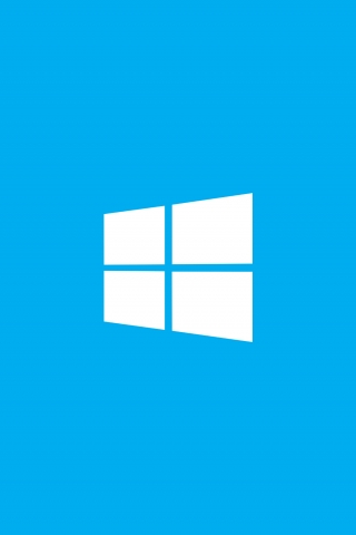 Windows 10 Logo Download Mobile Wallpaper