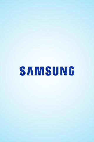 Samsung Logo  free mobile wallpapers