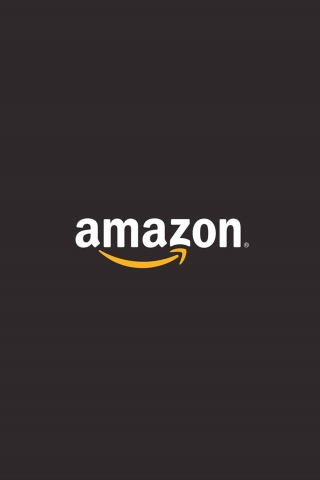 Amazon Logo  free mobile background