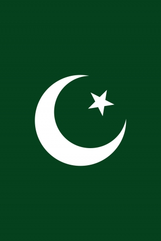 Pakistan Flag  free mobile background