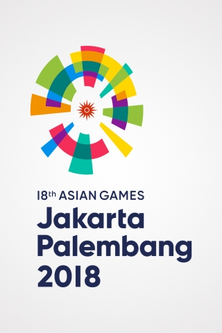 Asian Games 2018 - Jakarta  free mobile background