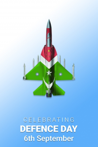 6th September Defence Day - 2018  free mobile background