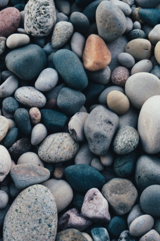 Beach Stones  free mobile background