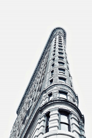 Flatiron Building  free mobile background