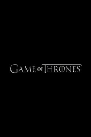 Game of Thrones Logo  free mobile wallpapers