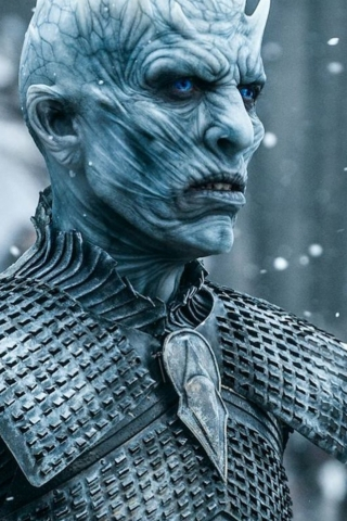 Game of Thrones: Night King  free mobile background
