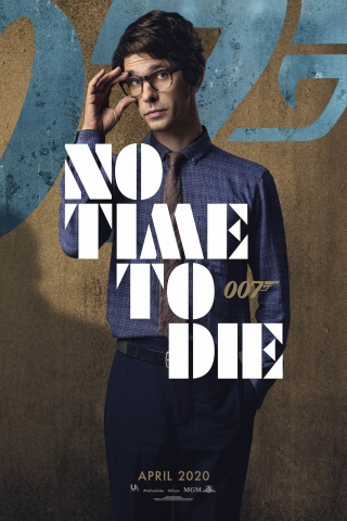 Ben Whishaw - No Time To Die - Poster  free mobile wallpapers