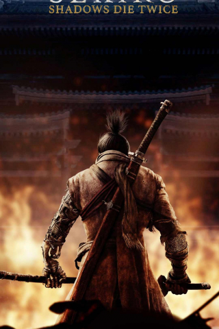 Sekiro: Shadows Die Twice  free mobile background