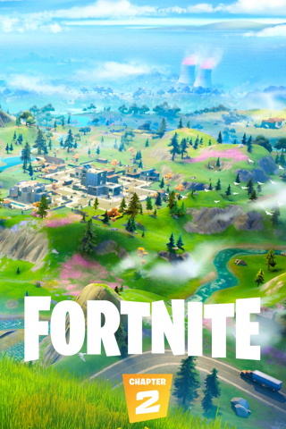 Fortnite: Chapter 2  free mobile background