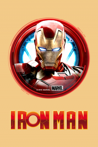 Iron Man  free mobile background