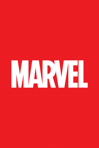 Marvel Logo  free mobile background