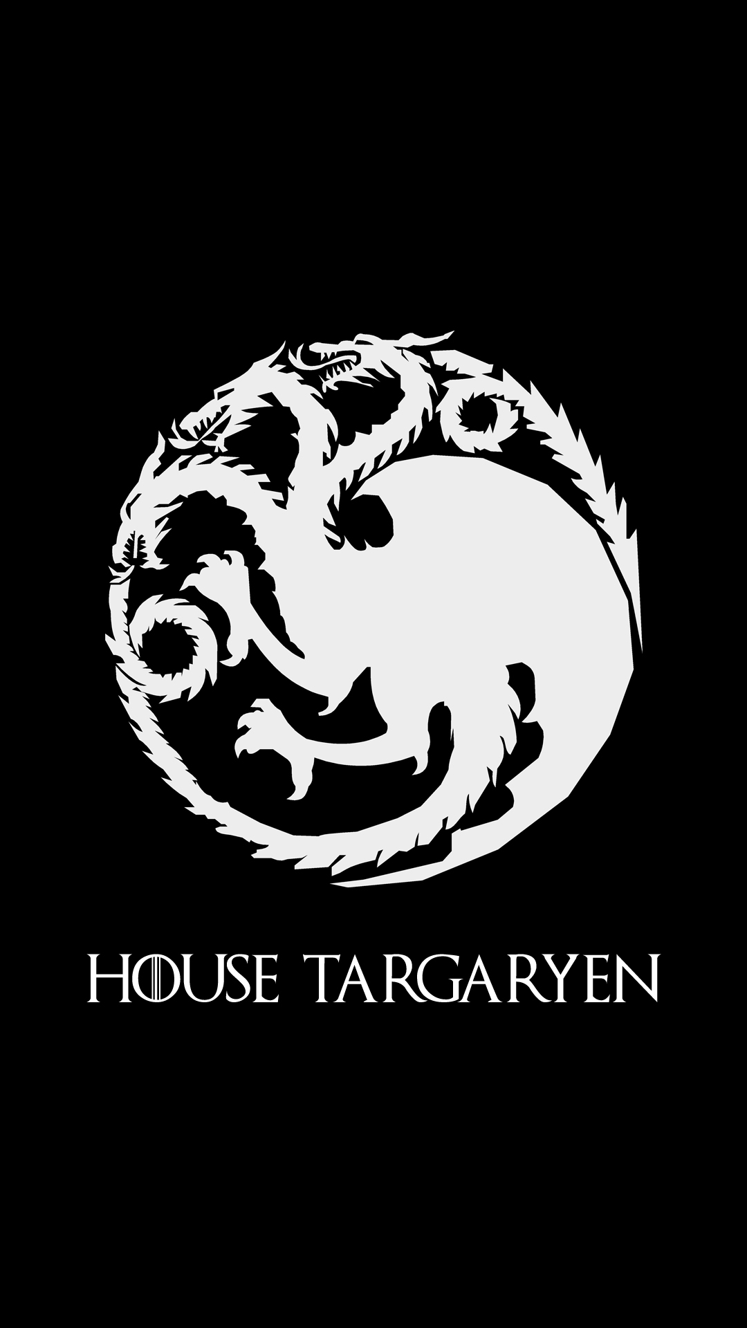 Game Of Thrones House Targaryen Download Mobile Wallpaper
